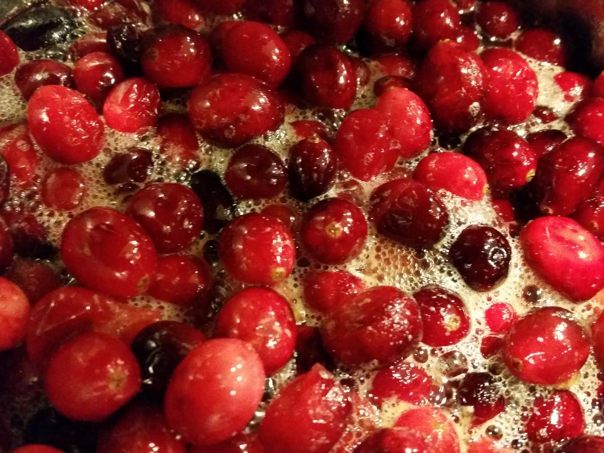 Gittel Fruma - I think I might be a cranberry